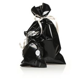 Gift Bag Black 15 x 25 cm