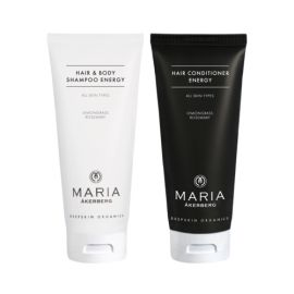 Maria Åkerberg Hair & Body Energy - Setti