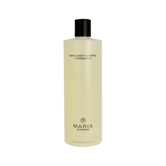 Maria Åkerberg Hair & Body Shampoo Lemongrass 500 ml