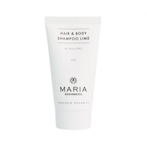 Maria Åkerberg Hair & Body Shampoo Lime 30 ml