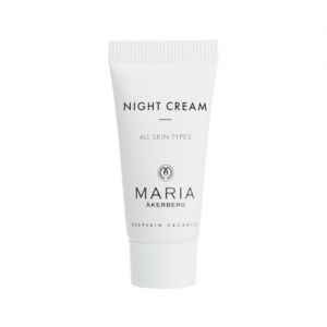 Yövoide Night Cream 5 ml Maria Åkerberg